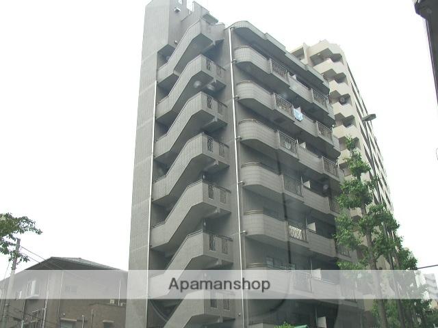 東京都板橋区、中板橋駅徒歩15分の築22年 8階建の賃貸マンション