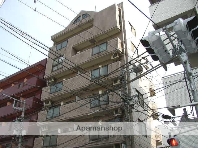 東京都豊島区、池袋駅徒歩10分の築23年 7階建の賃貸マンション