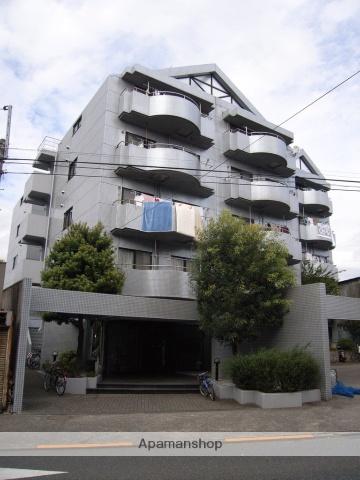 東京都板橋区、ときわ台駅徒歩23分の築28年 5階建の賃貸マンション