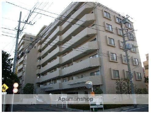 東京都荒川区、千住大橋駅徒歩20分の築25年 9階建の賃貸マンション