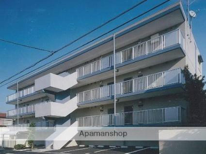 東京都板橋区、氷川台駅徒歩9分の築24年 3階建の賃貸マンション