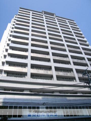 東京都荒川区、三ノ輪駅徒歩7分の築13年 18階建の賃貸マンション