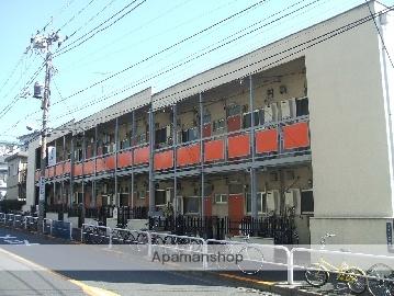 東京都板橋区、志村坂上駅徒歩9分の築45年 2階建の賃貸アパート