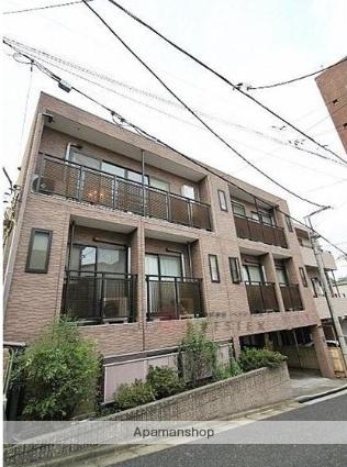 東京都文京区、本駒込駅徒歩11分の築17年 3階建の賃貸マンション