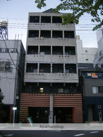 東京都北区、田端駅徒歩5分の築20年 6階建の賃貸マンション