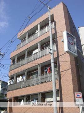 東京都板橋区、中板橋駅徒歩6分の築11年 4階建の賃貸マンション