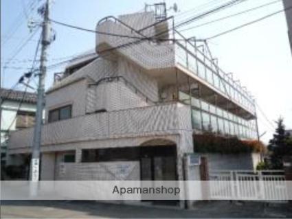 東京都北区、田端駅徒歩3分の築29年 3階建の賃貸マンション