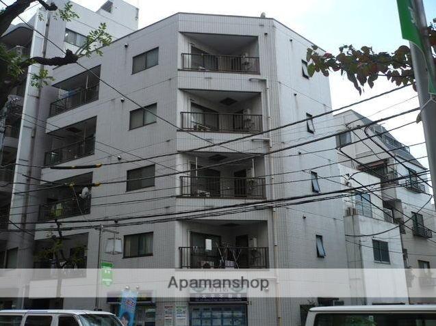 東京都北区、尾久駅徒歩14分の築28年 5階建の賃貸マンション