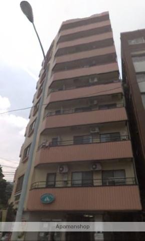 東京都文京区、本駒込駅徒歩7分の築23年 9階建の賃貸マンション
