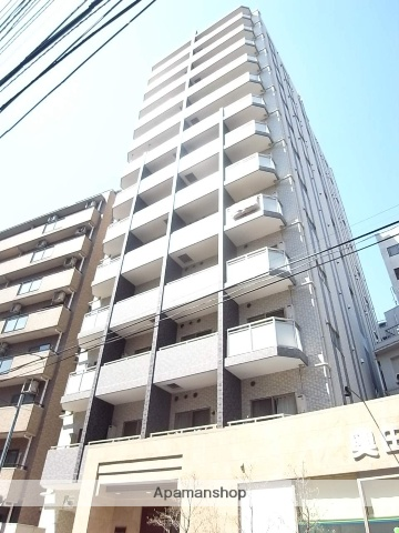 東京都北区、板橋駅徒歩2分の築10年 13階建の賃貸マンション
