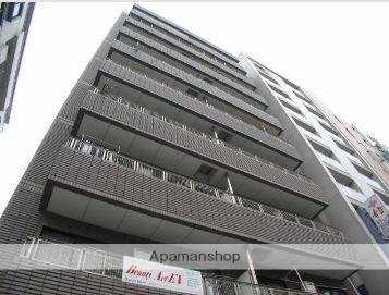 東京都北区、赤羽駅徒歩8分の築25年 9階建の賃貸マンション
