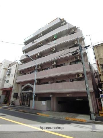 東京都文京区、池袋駅徒歩28分の築28年 7階建の賃貸マンション