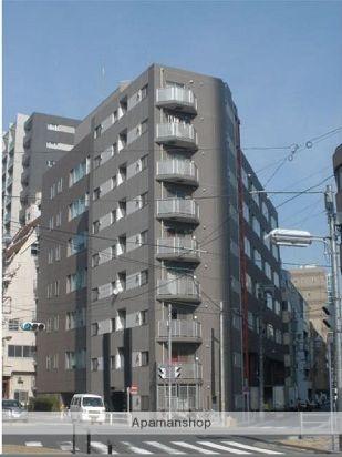 東京都千代田区、九段下駅徒歩7分の築12年 9階建の賃貸マンション