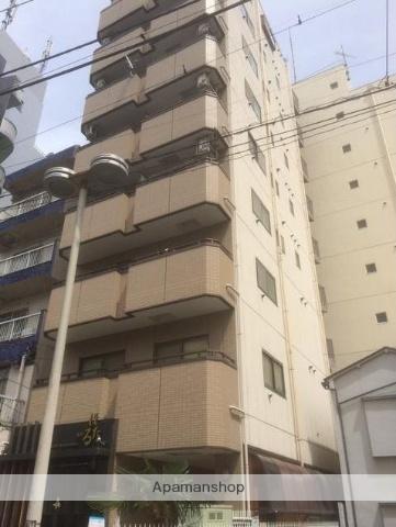 東京都北区、板橋駅徒歩1分の築25年 9階建の賃貸マンション