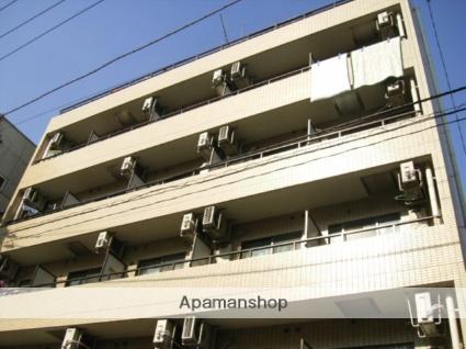 東京都豊島区、巣鴨駅徒歩10分の築25年 7階建の賃貸マンション