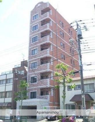 東京都北区、上中里駅徒歩5分の築9年 8階建の賃貸マンション