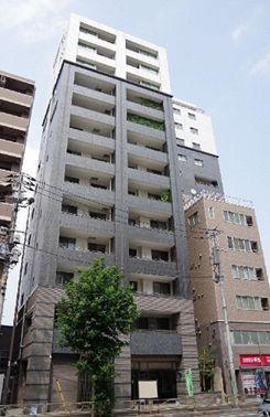 東京都豊島区、大塚駅徒歩6分の築8年 14階建の賃貸マンション