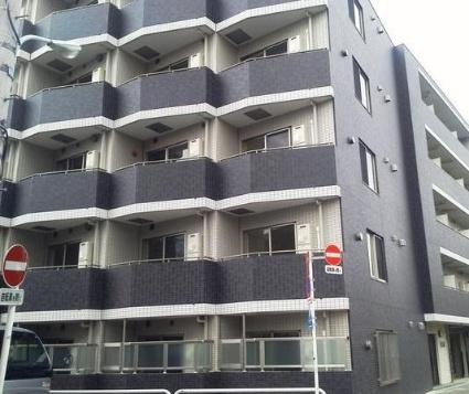 東京都板橋区、中板橋駅徒歩20分の築5年 5階建の賃貸マンション