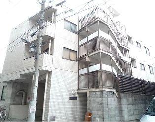 東京都文京区、田端駅徒歩11分の築25年 4階建の賃貸マンション