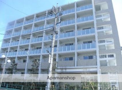 東京都板橋区、中板橋駅徒歩20分の築4年 6階建の賃貸マンション