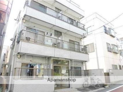 東京都板橋区、大山駅徒歩4分の築26年 3階建の賃貸マンション