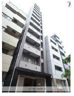 東京都新宿区、神楽坂駅徒歩8分の築9年 12階建の賃貸マンション