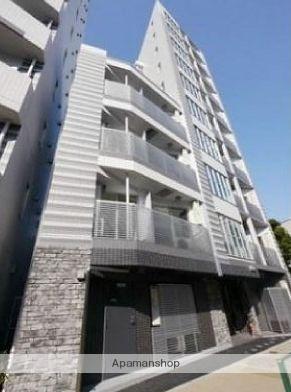 東京都北区、王子駅徒歩10分の築1年 10階建の賃貸マンション