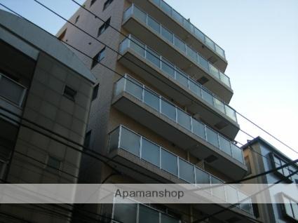 東京都豊島区、駒込駅徒歩4分の築9年 9階建の賃貸マンション