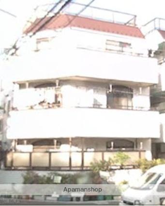 東京都北区、駒込駅徒歩6分の築27年 3階建の賃貸マンション