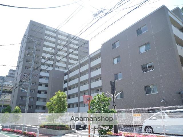 東京都板橋区、大山駅徒歩13分の築8年 14階建の賃貸マンション
