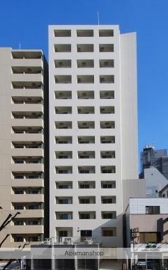東京都文京区、西日暮里駅徒歩6分の築8年 15階建の賃貸マンション