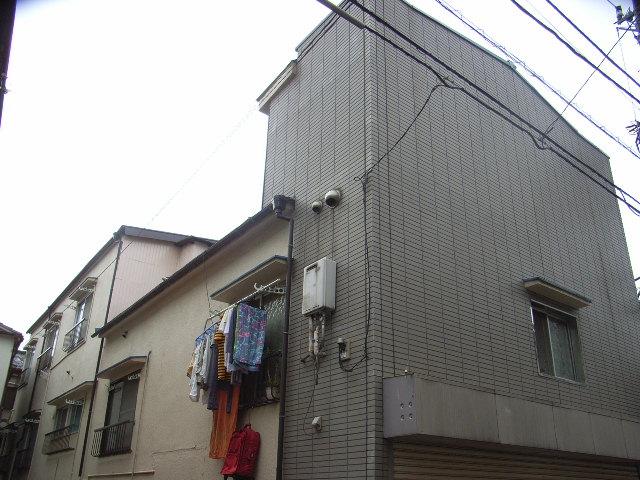 東京都北区、十条駅徒歩3分の築24年 3階建の賃貸アパート