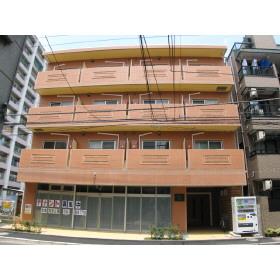 東京都北区、十条駅徒歩15分の築8年 4階建の賃貸マンション