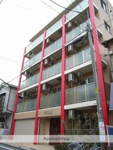 東京都板橋区、下板橋駅徒歩12分の築8年 5階建の賃貸マンション