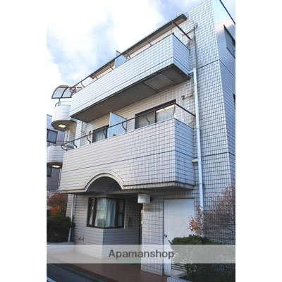 東京都豊島区、板橋駅徒歩6分の築29年 4階建の賃貸マンション