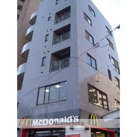 東京都豊島区、板橋駅徒歩10分の築23年 6階建の賃貸マンション