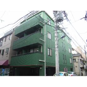東京都北区、十条駅徒歩3分の築19年 5階建の賃貸マンション