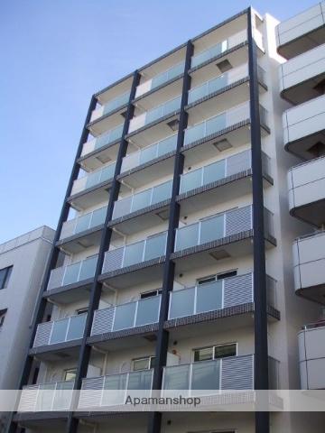 東京都北区、王子駅徒歩12分の築7年 9階建の賃貸マンション
