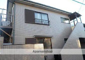 東京都板橋区、中板橋駅徒歩12分の築21年 2階建の賃貸アパート