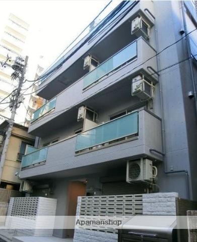 東京都豊島区、大塚駅徒歩3分の築1年 4階建の賃貸マンション