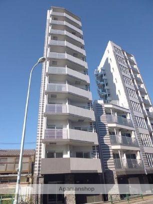 東京都北区、王子駅徒歩10分の築1年 11階建の賃貸マンション