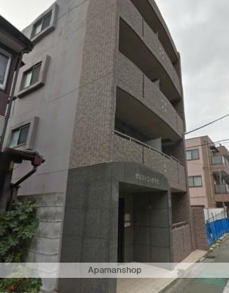 東京都文京区、巣鴨駅徒歩10分の築11年 4階建の賃貸マンション