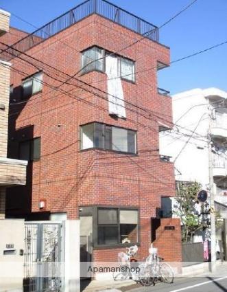 東京都豊島区、巣鴨駅徒歩12分の築28年 3階建の賃貸マンション