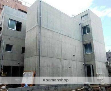 東京都豊島区、西巣鴨駅徒歩3分の築1年 3階建の賃貸マンション