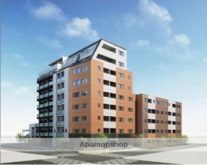 東京都豊島区、大塚駅徒歩11分の築1年 9階建の賃貸マンション