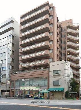 東京都文京区、西日暮里駅徒歩8分の築16年 10階建の賃貸マンション