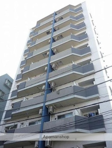 東京都板橋区、板橋区役所前駅徒歩12分の築7年 10階建の賃貸マンション