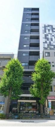 東京都北区、板橋駅徒歩10分の築1年 13階建の賃貸マンション
