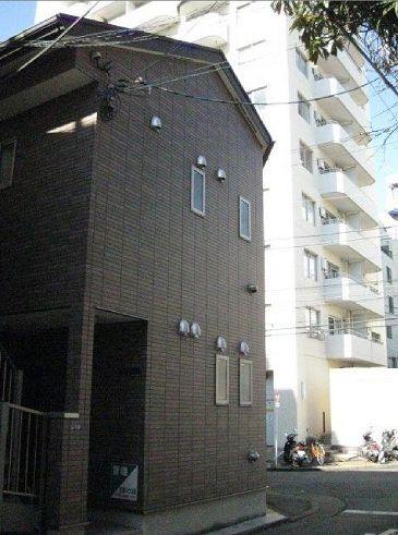 東京都北区、王子駅徒歩7分の築10年 2階建の賃貸アパート