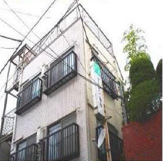 東京都北区、東十条駅徒歩10分の築20年 3階建の賃貸マンション